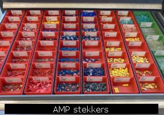 AMP stekkers