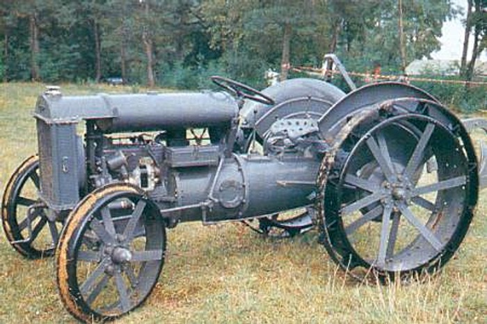 Ferguson Black 1933