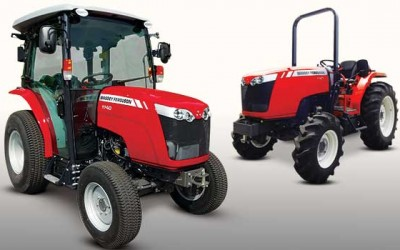Massey Ferguson introduceerd de compacte 1700 serie