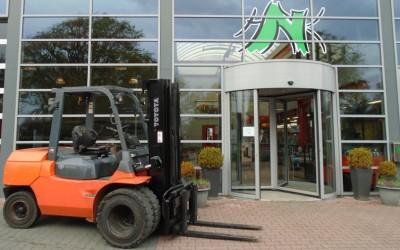 Hollands Noordkop 4,5 tons diesel in de verhuur